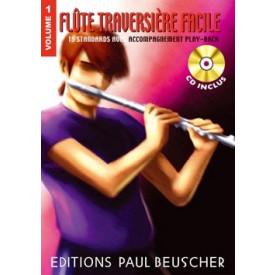FLUTE TRAVERSIERE FACILE - Volume 1