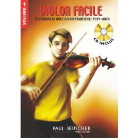 VIOLON FACILE - Volume 1