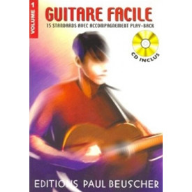 GUITARE FACILE - Volume 1