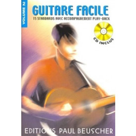 GUITARE FACILE - Volume 2