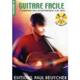 GUITARE FACILE - Volume 3