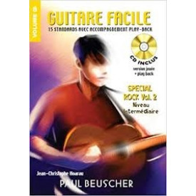 GUITARE FACILE - Vol 8 - SPECIAL ROCK 2