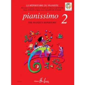 Le Répertoire du pianiste - Pianissimo 2