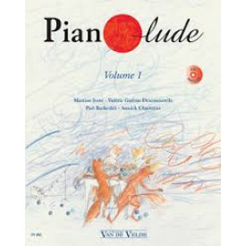 PIANOLUDE  Vol 1