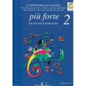 Le Répertoire du pianiste - Piu Forte 2
