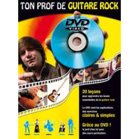 TON PROF DE GUITARE ROCK