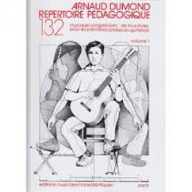DUMOND - REPERTOIRE VOL  1