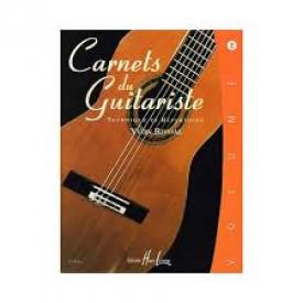 RIVOAL Les carnets du guitariste 2