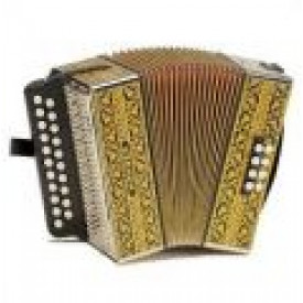 HOHNER ACCORDEON DIATONIQUE