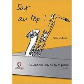 MARTIN - Sax au top !