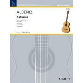 ALBENIZ  -  Albeniz guitare