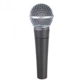 SHURE SM58-LCE Voix