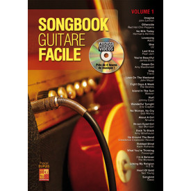 Songbook - Guitare facile 1